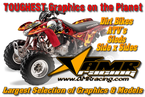 Custom Graphic Kits for Motocross dirt Bikes