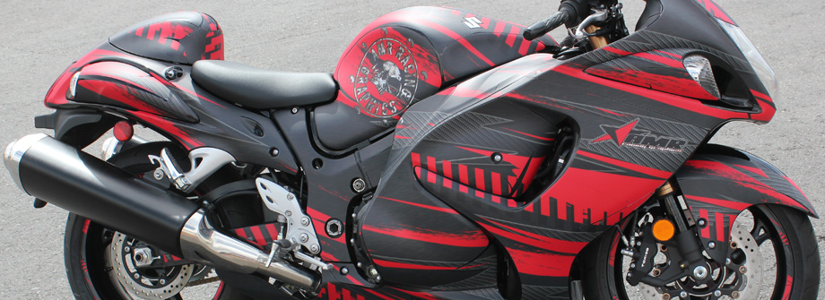 AMR Racing Sport Bike Graphics