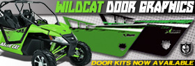 New Arctic Cat Graphic Kit