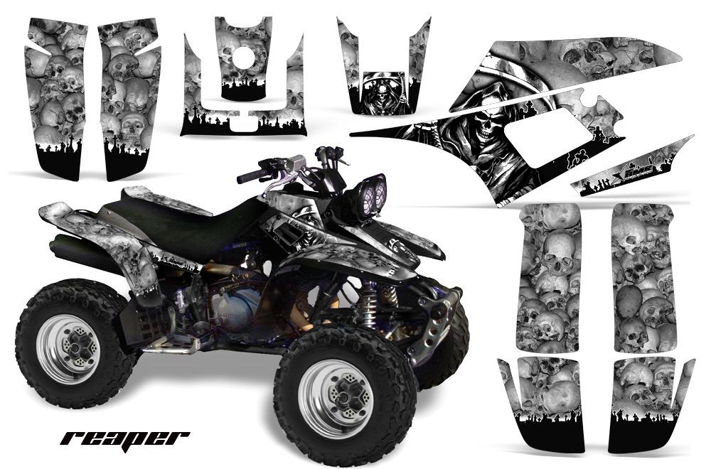 Quad Yamaha Warrior