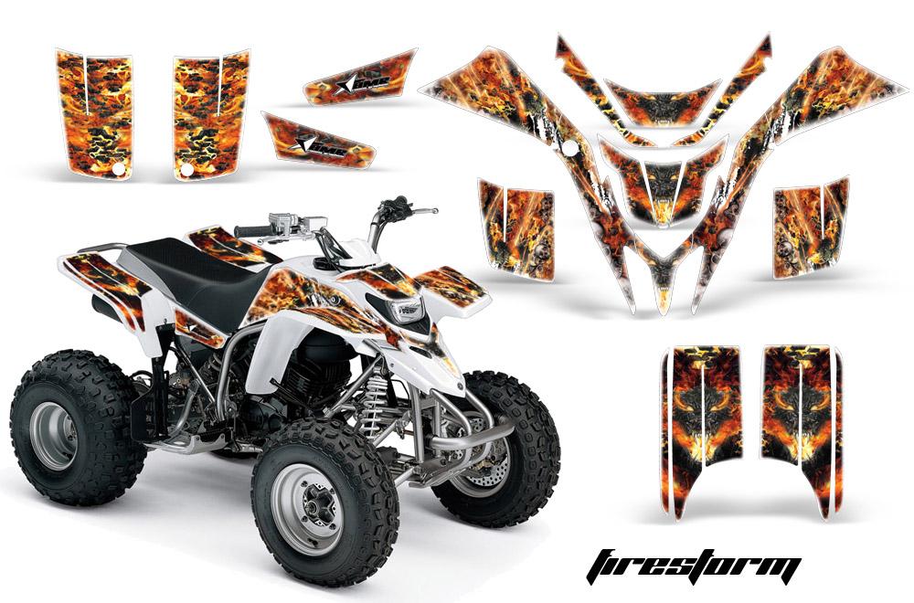 yamaha blaster yfs200 atv graphic kit