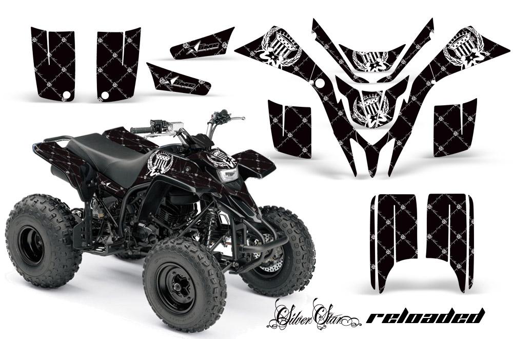 Yamaha Blaster Decals