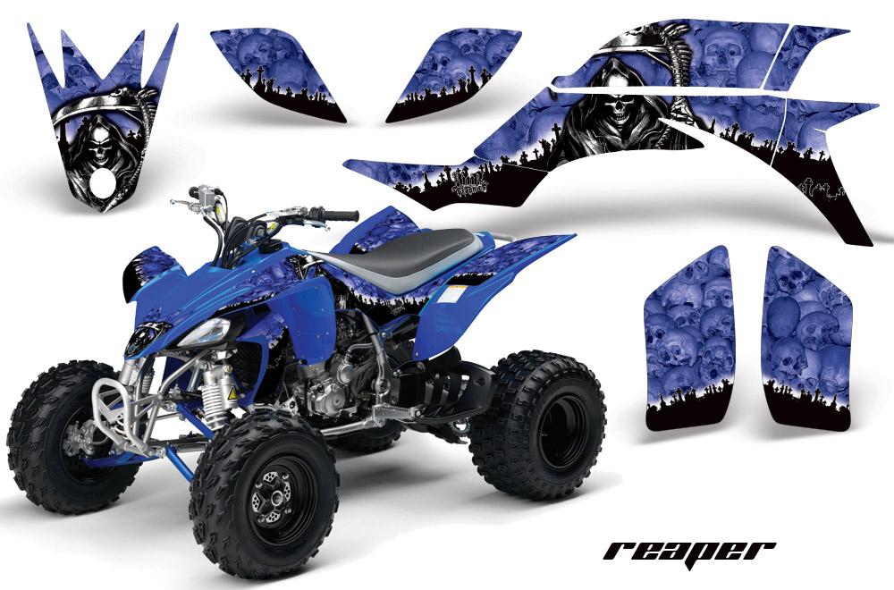 Yamaha YFZ 450 Quad ATV Graphic Kit (2004-2014)