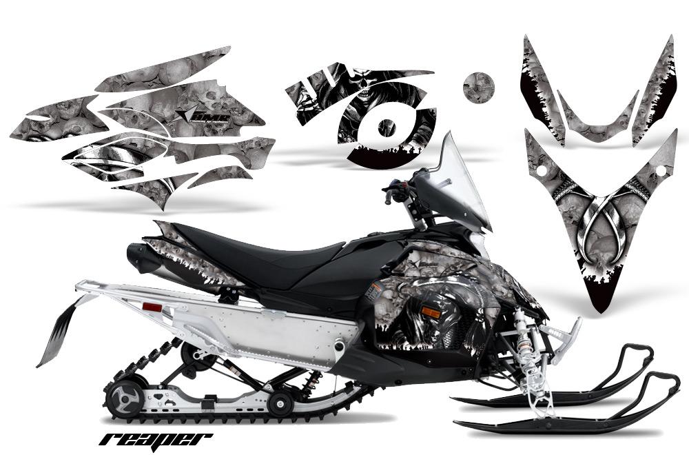 Yamaha Phazer Decal Kit