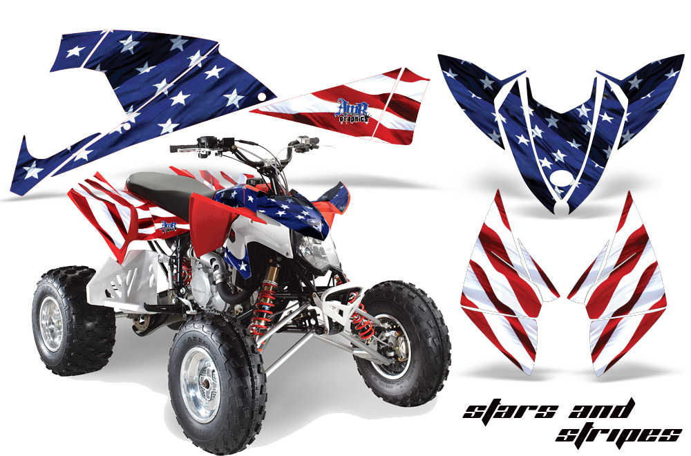 2009 2010 2011 Polaris Outlaw 450 525 500 Atv Graphic