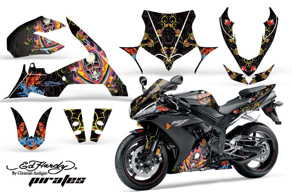 Yamaha R Racing Stickers
