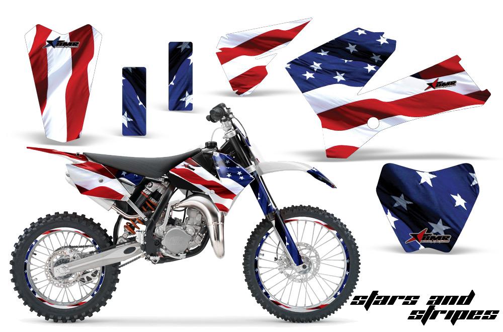 ktm sx 85 105 motocross graphic decal sticker kit ktm mx. Black Bedroom Furniture Sets. Home Design Ideas