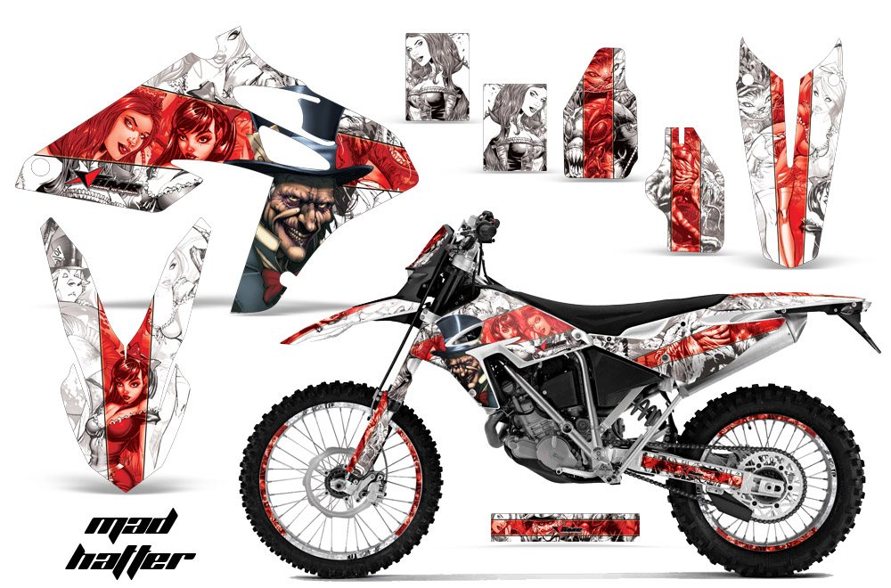 Bmw G450x Dirt Bike Graphic Kit 2010 2011