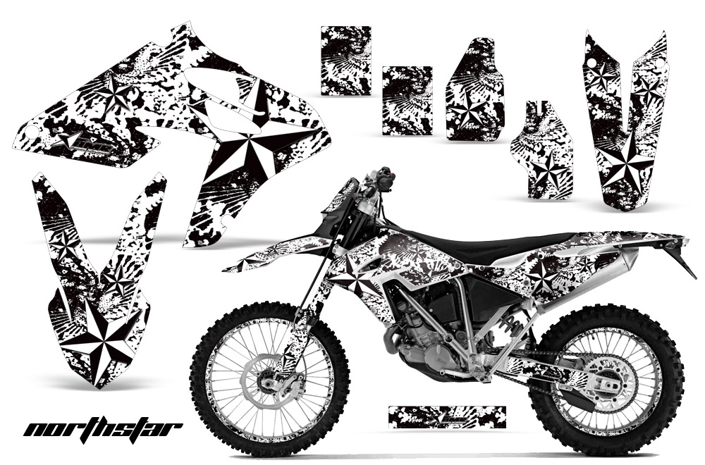 Bmw G450x Graphic Kit Stickers And Decals Bmw G450x Graphics