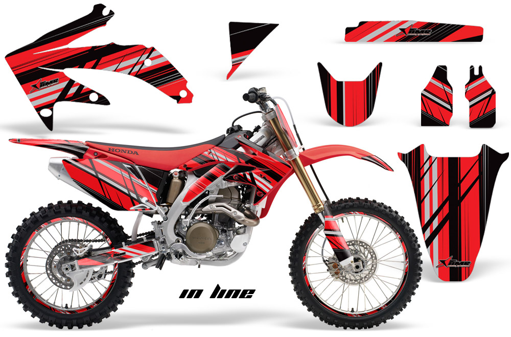 Honda Jet Ski >> Honda CRF450R Graphic | Stickers and Decals | Honda CRF450R Graphics