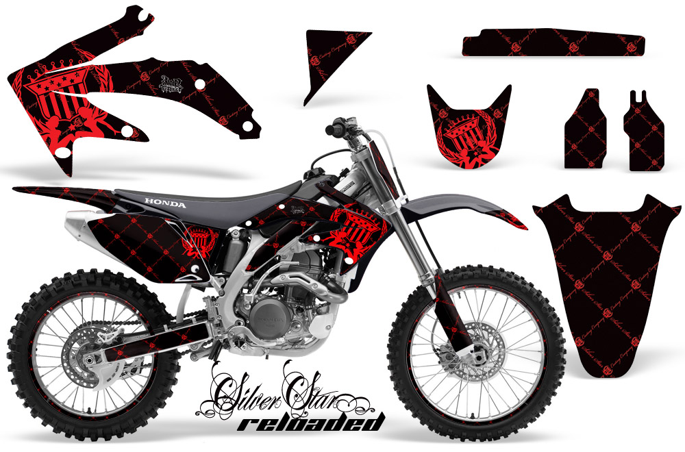 Honda crf450r graphic stickers and decals honda crf450r graphics