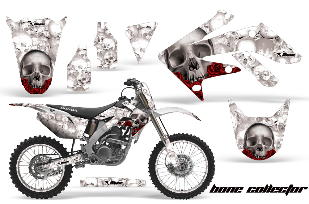 honda crf250r graphic