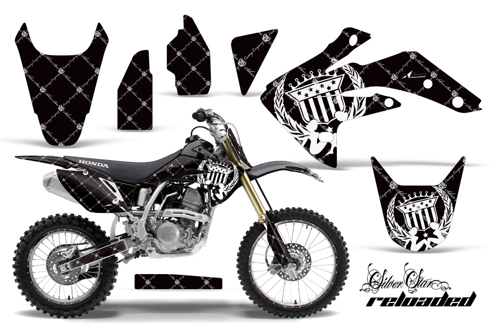 honda crf150r graphic kit