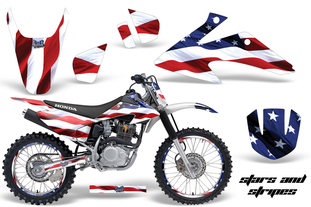 Honda crf150f 230f graphic kit stickers and decals honda crf150f 230f graphics