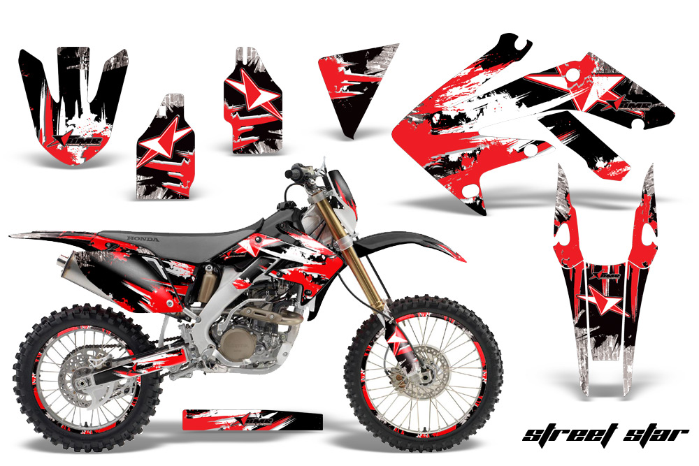 honda crf250x graphic stickers and decals honda crf250x graphics. Black Bedroom Furniture Sets. Home Design Ideas