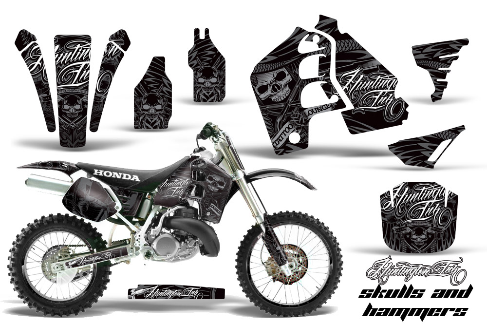 honda cr500 graphic kit