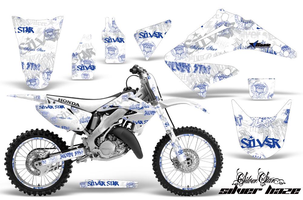 1997 Honda Cr250 Honda MX Graphic Kit | MX Decals | Honda CR125, CR250 1995-2015