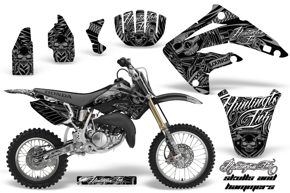 honda cr85 graphic kit