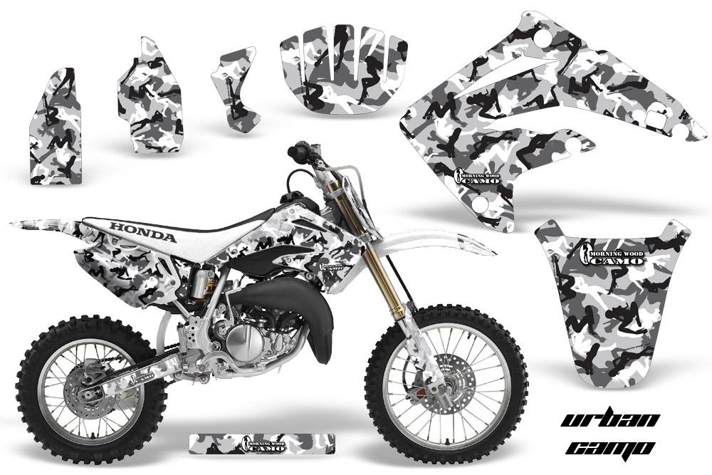 honda cr85 graphic kit