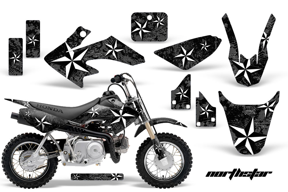 honda crf50 graphics