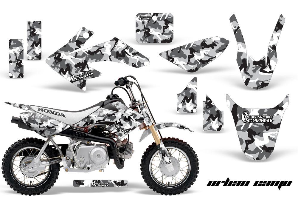 honda crf50 graphics