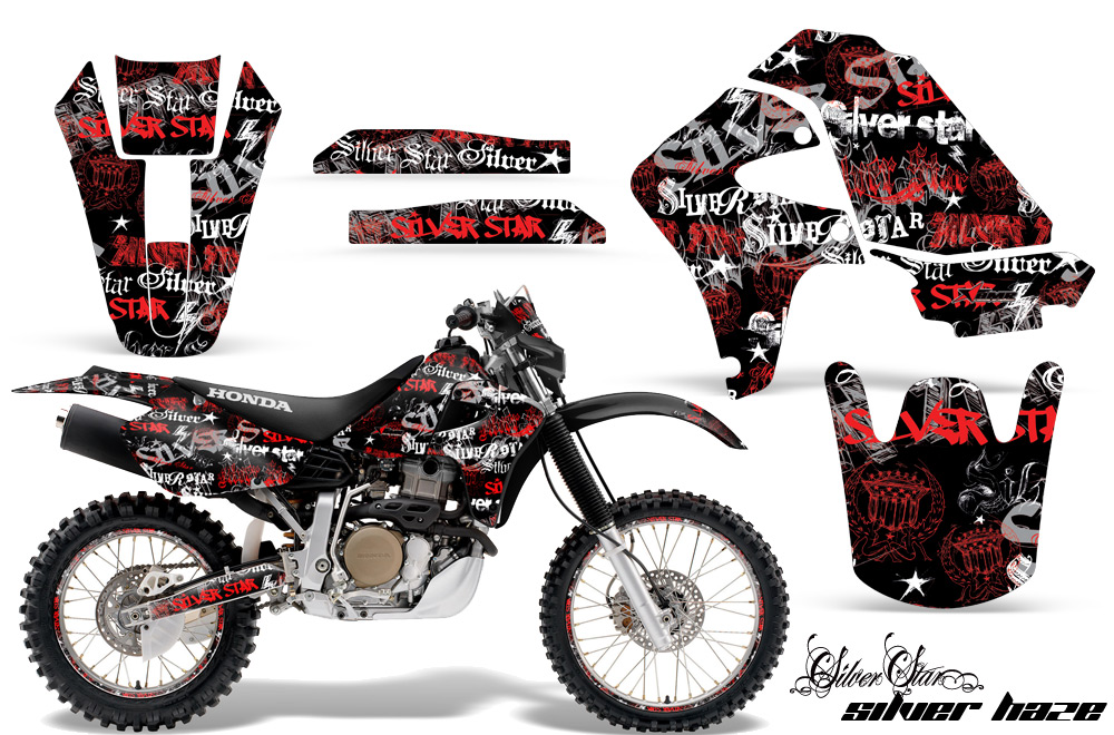 Honda xr650r graphics dirt bike decals honda xr650r dirtbike graphics