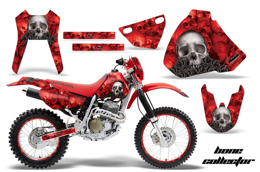 Honda Xr400 Graphics Dirt Bike Decals Honda Xr400