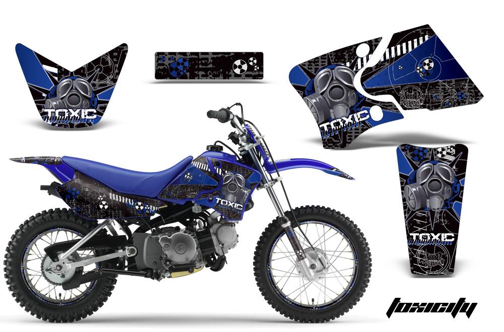 Ttr Yamaha Sticker Kit