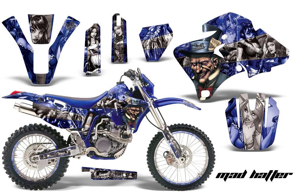 Yamaha Motocross Graphic Sticker Kit Yamaha Mx Wr250