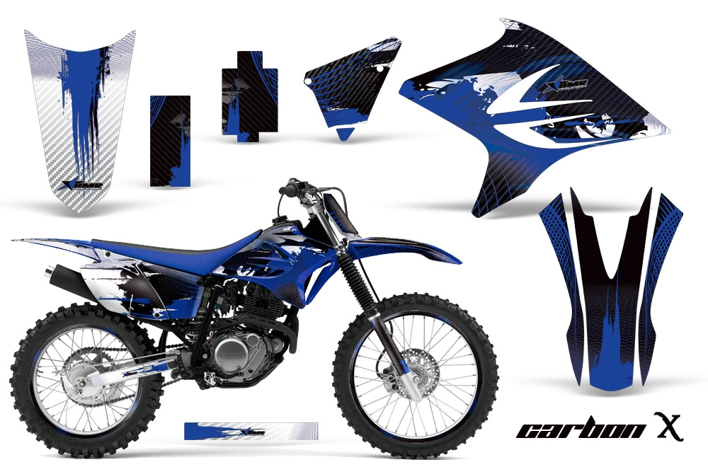 Yamaha Ttr230 Motocross Dirt Bike Graphic Kit 2005 2017