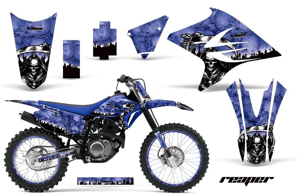 Yamaha Ttr230 Motocross Dirt Bike Graphic Kit 2005 2018