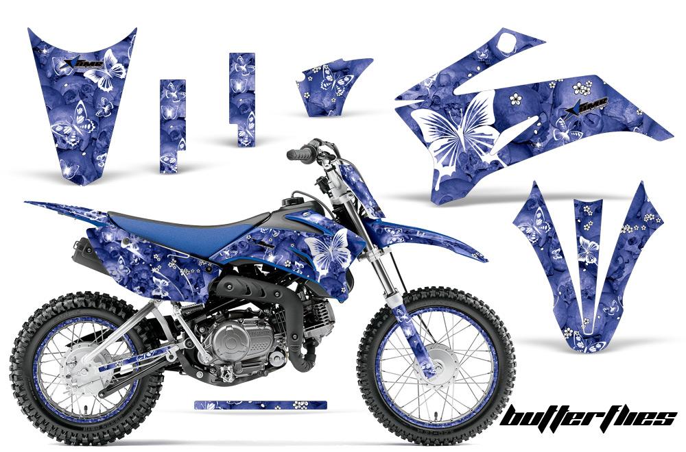 Yamaha motocross graphic sticker kit yamaha mx ttr110 for Yamaha ttr50 price