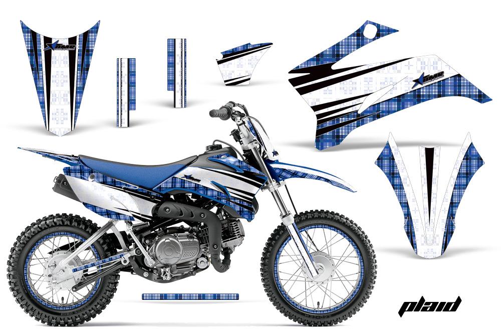 Yamaha TTR110 Motocross Dirt Bike Graphic Kit - 2008-2018