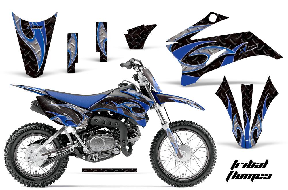 Yamaha Ttr110 Motocross Dirt Bike Graphic Kit 2008 2018