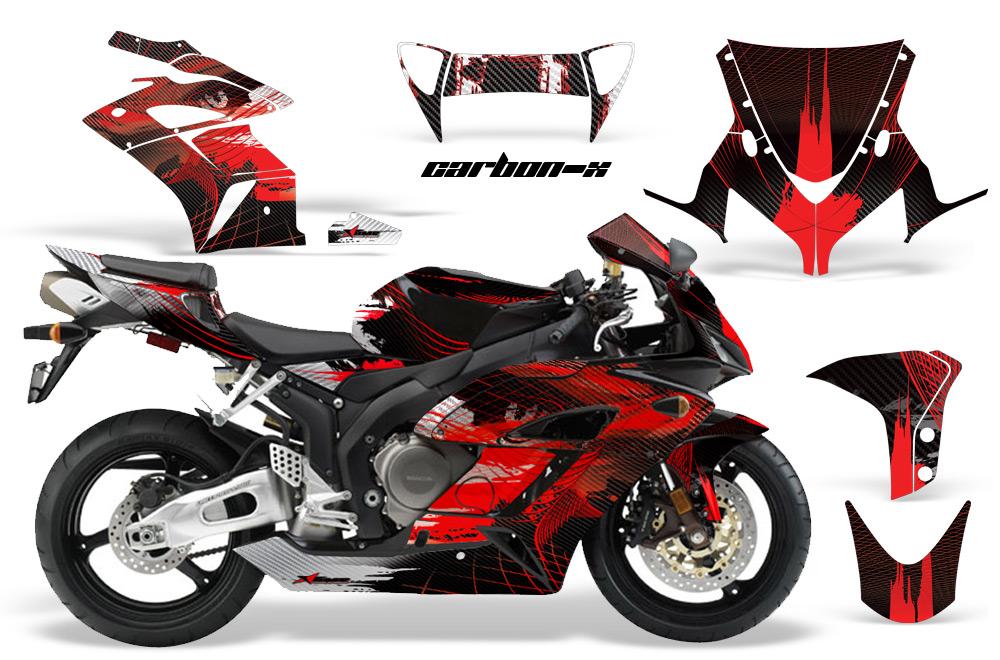 2004 2005 Honda CBR1000 RR Street Bike Graphic Decal Sticker Kit 04 05