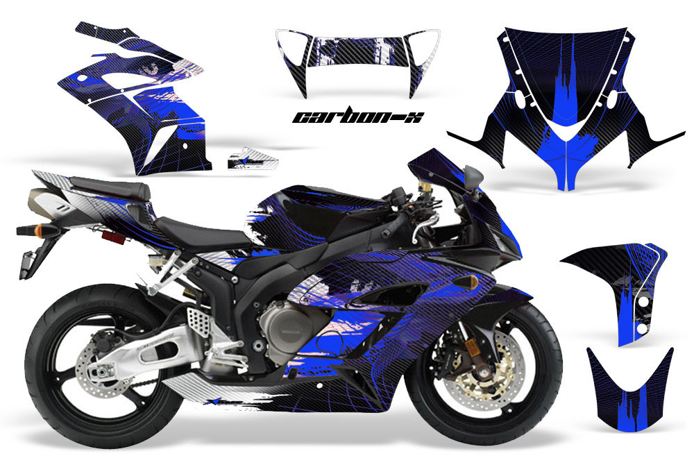 Honda Cbr 1000rr Sport Bike Graphic Kit 2004 2005 255on Arctic Cat Atv Accessories