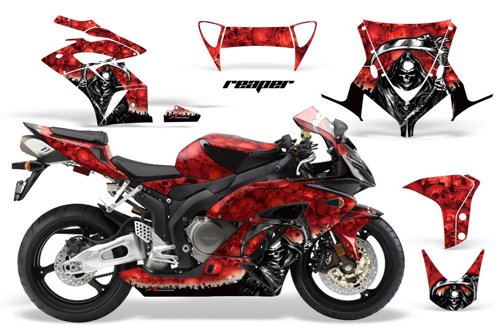 Honda Cbr 1000rr Sport Bike Graphic Kit 2004 2005