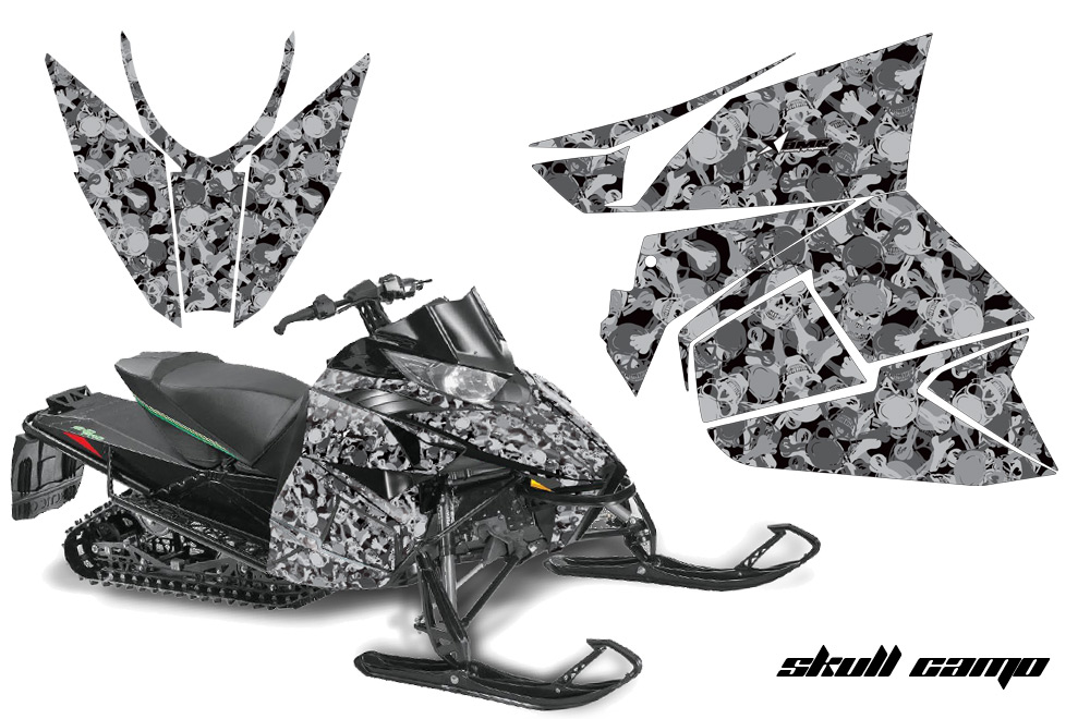 Arctic Cat Camo Wrap