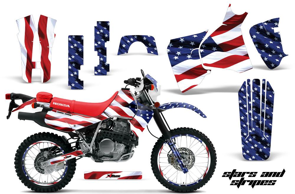 Honda Xr650l Graphics Dirt Bike Decals Honda Xr650l Dirtbike