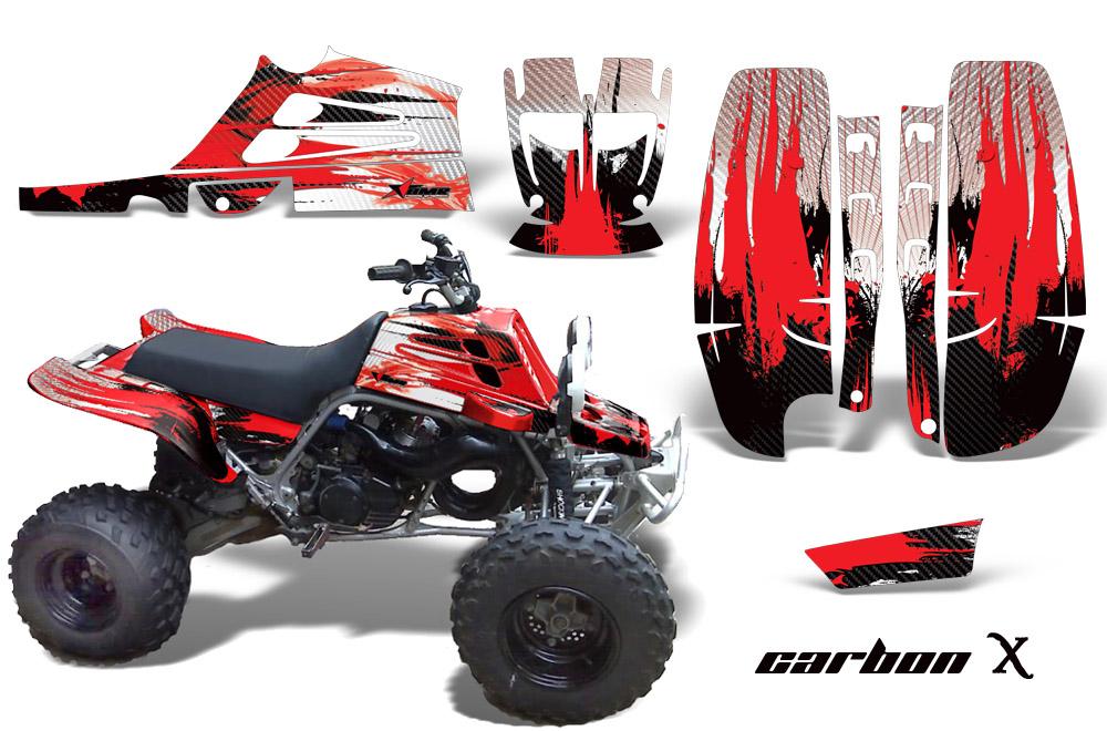 Yamaha Banshee Racing Graphics