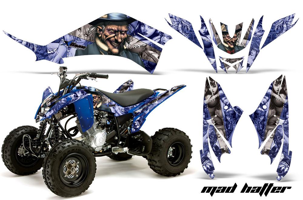 Atv Racing Yamaha Raptor