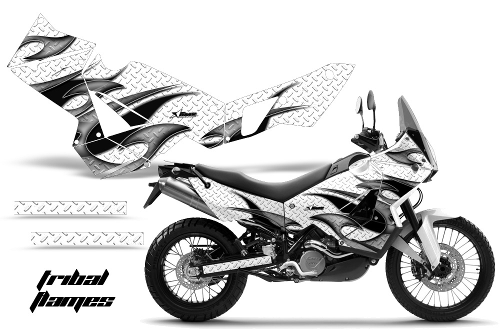 Ktm adventurer 990 street bike graphic decal sticker kit ktm for Deco 990 adventure