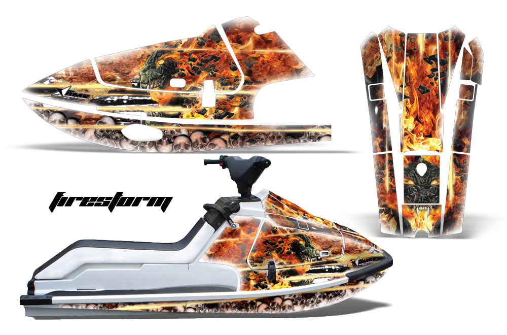 Kawasaki X Graphics Wrap