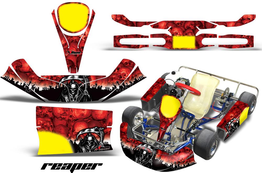 Honda Jet Ski >> KG Kid/Baby - Kart Graphics Sticker Decal kit