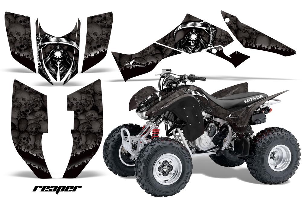 [SCHEMATICS_4HG]  Honda TRX300EX ATV Quad Graphic Kit 300EX 2007-2013 | Honda 300ex Atv Engine Diagram |  | AMR Racing
