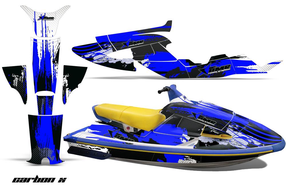 Yamaha Wave Raider Graphic kit for 94-96 models. Over 40 ...