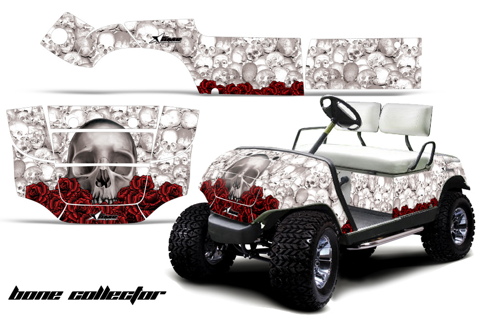 yamaha golf cart graphic kit 1995 2006 many designs to choose from