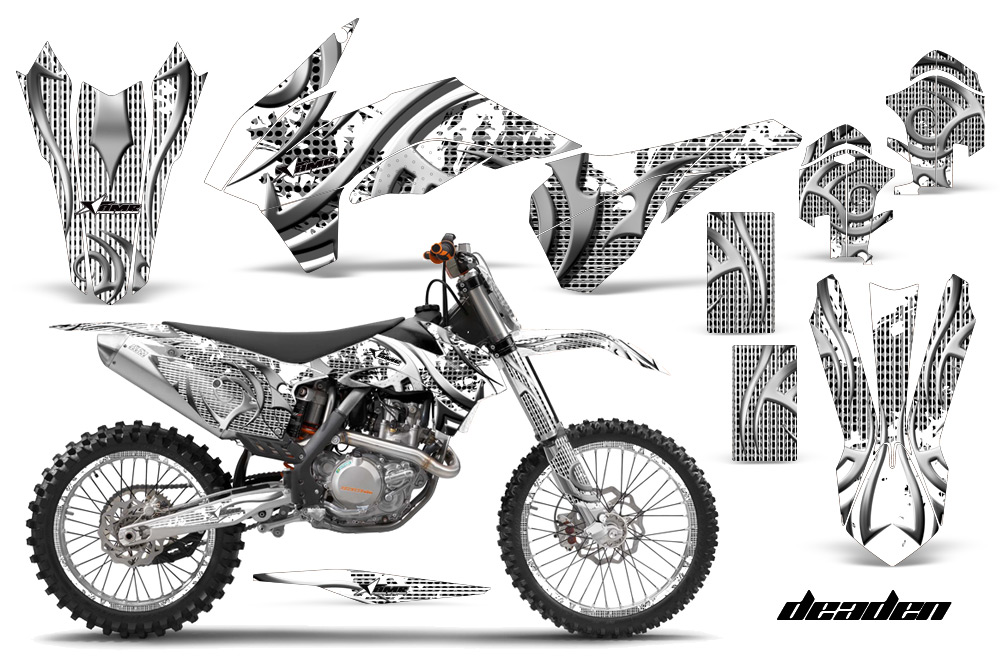 2013 2015 Sx Sx F Xc Xc F 125 450 Ktm Motocross Graphic Decal