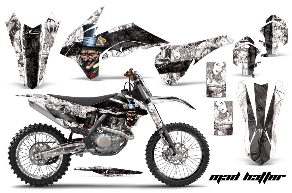 2013-2015 sx  sx-f  xc  xc-f 125-450 ktm motocross graphic decal sticker kit