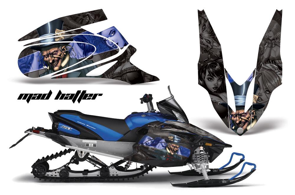 Yamaha Apex Graphics